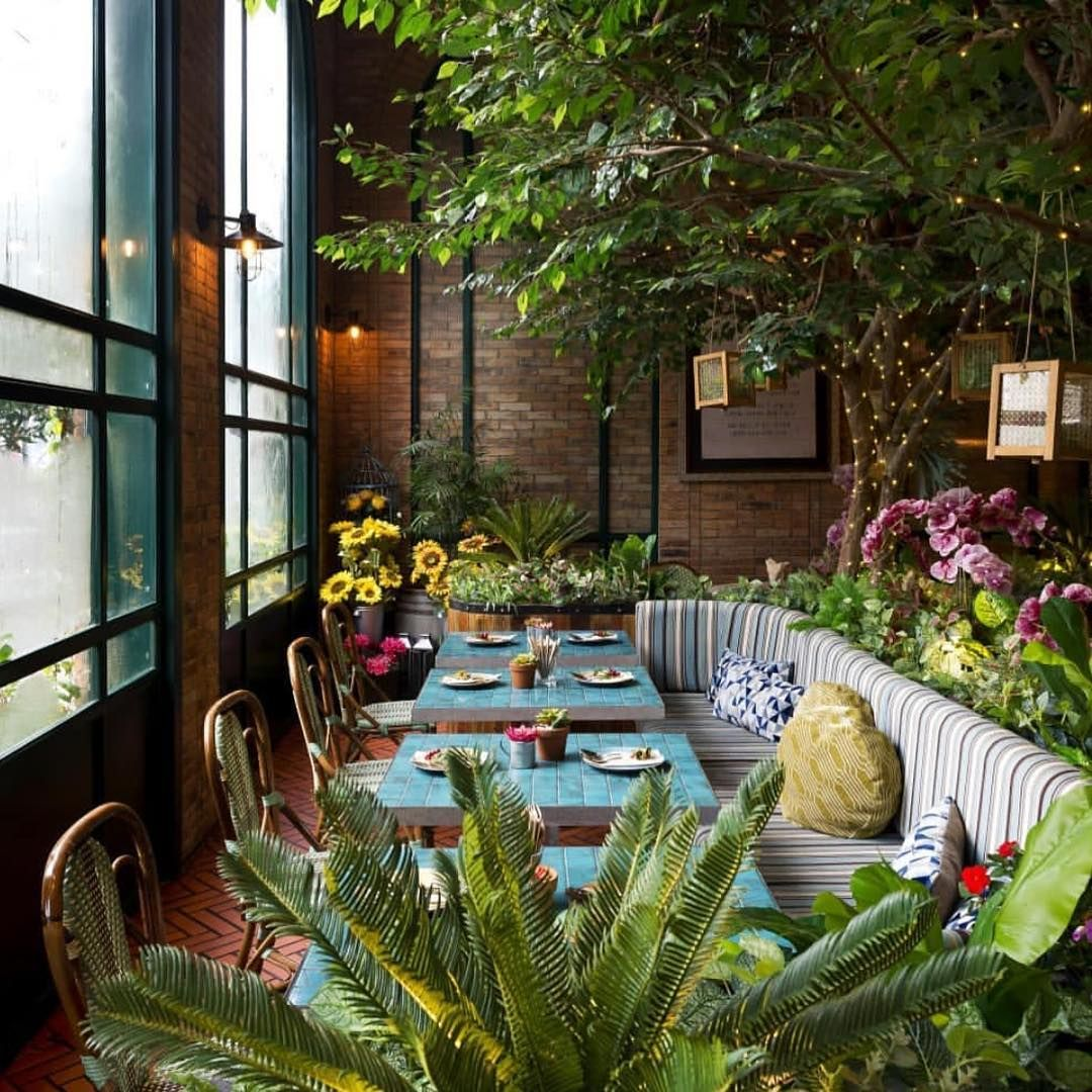 "Restaurants & More on Instagram ""The Garden Jakarta by"