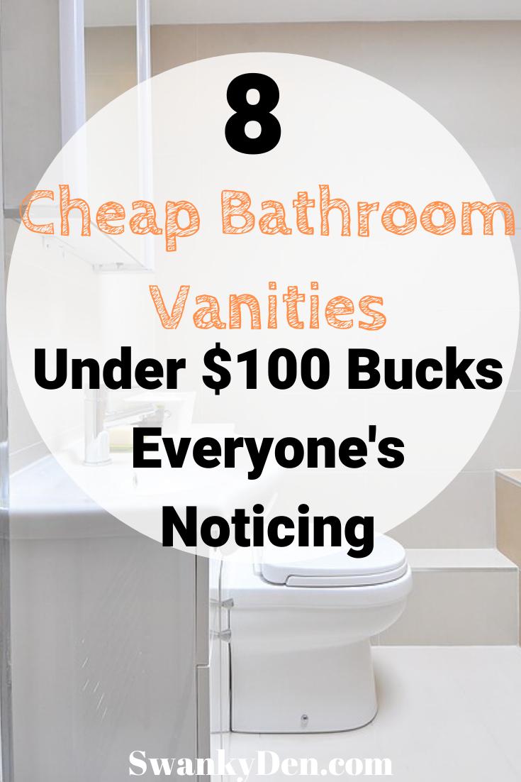 Cheap Bathroom Vanities Under 100 Cheap Bathroom Vanities Cheap Bathrooms Bathroom Floor Storage
