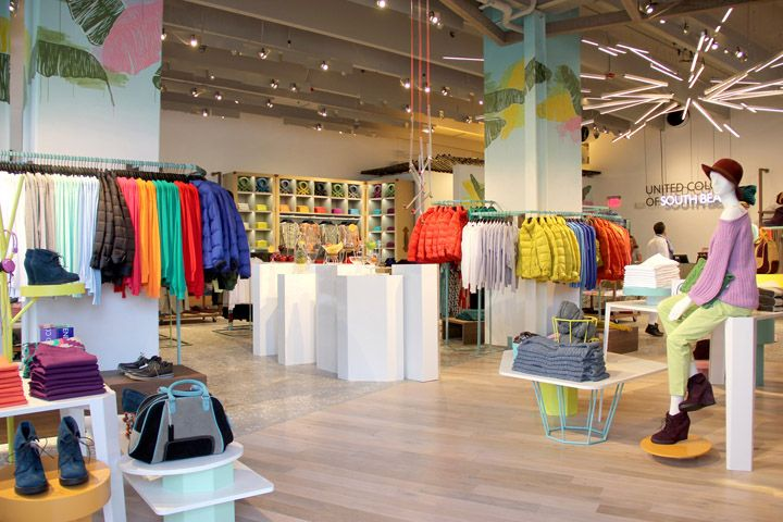 United colors of benetton flagship store miami florida for United colors of benetton online shop outlet