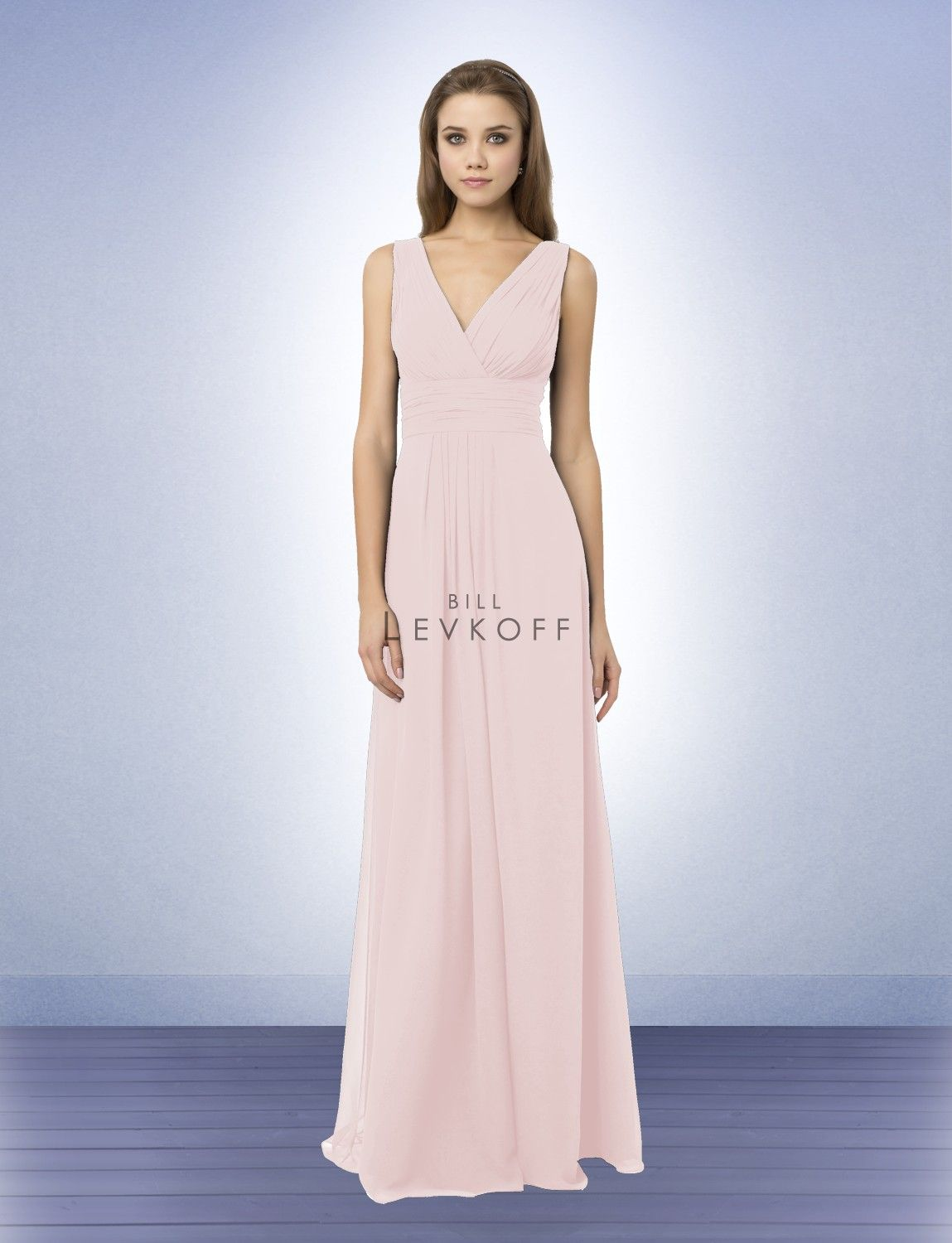 331869d9e7c Bill Levkoff - Bridesmaid Dress Style 768 Petal Pink  .....idea for wedding  dress but in natural