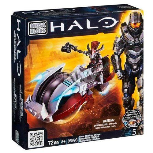 Megabloks Halo Brute Choper Chieftain Mega Bloks Lego Halo Halo