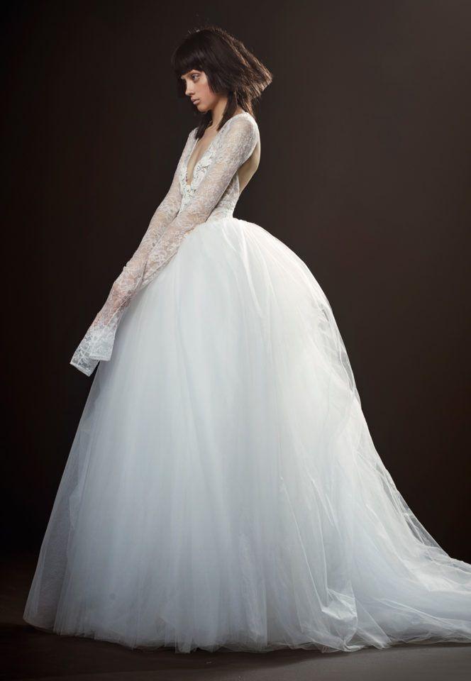 See the latest Vera Wang wedding dresses at verawang.com. View Vera ...