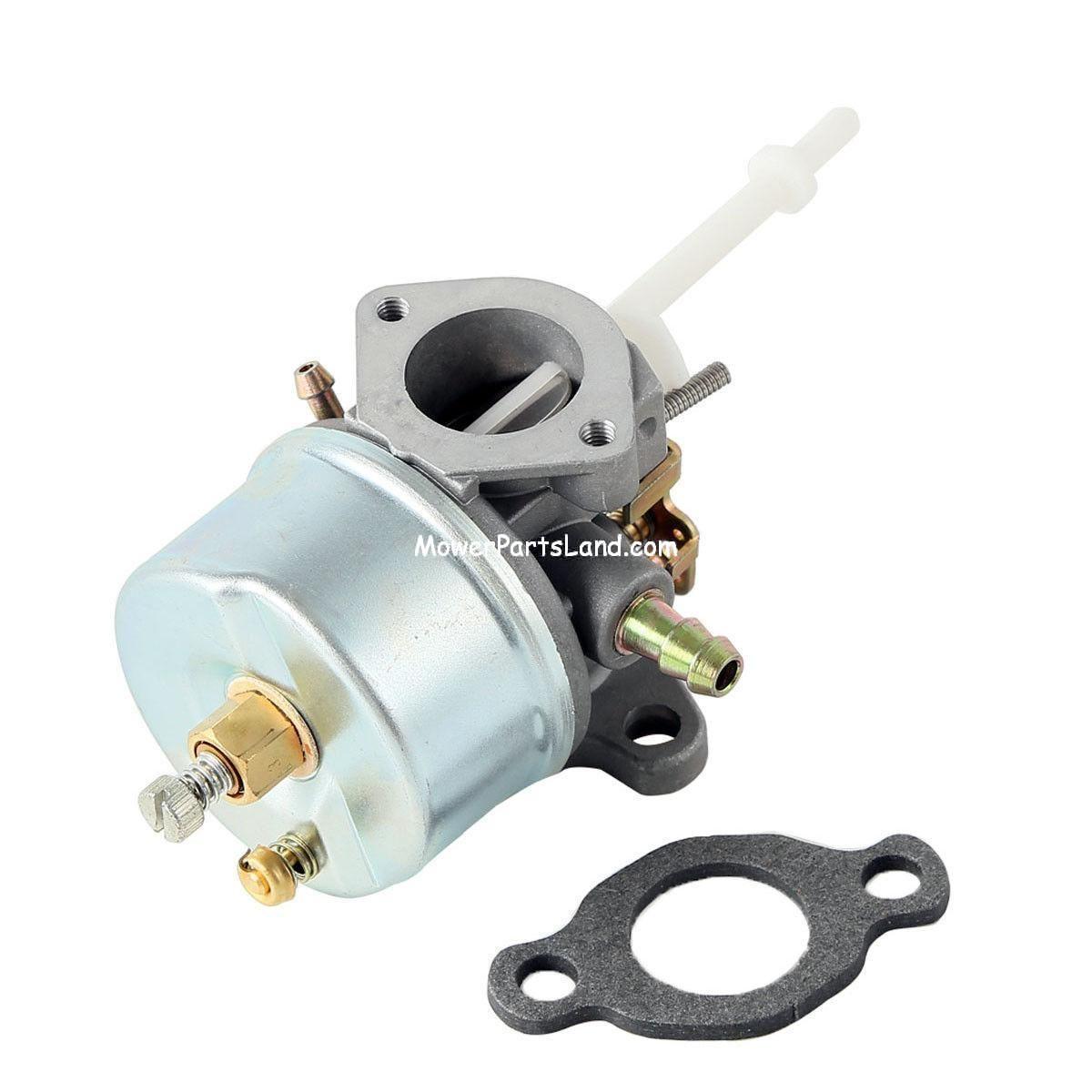 Carburetor for husqvarna 7hp 1430d5r 94 toro 724 tecumseh