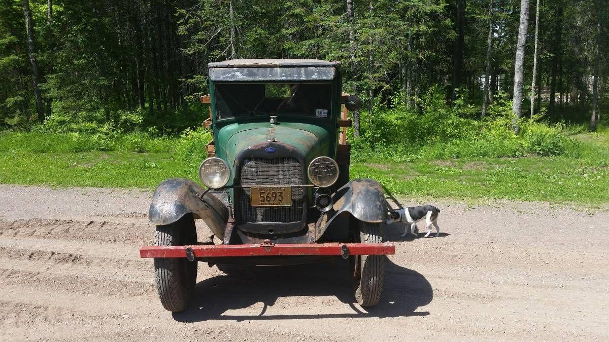 Super Cheap 1929 Ford AA Truck Vintage pickup trucks