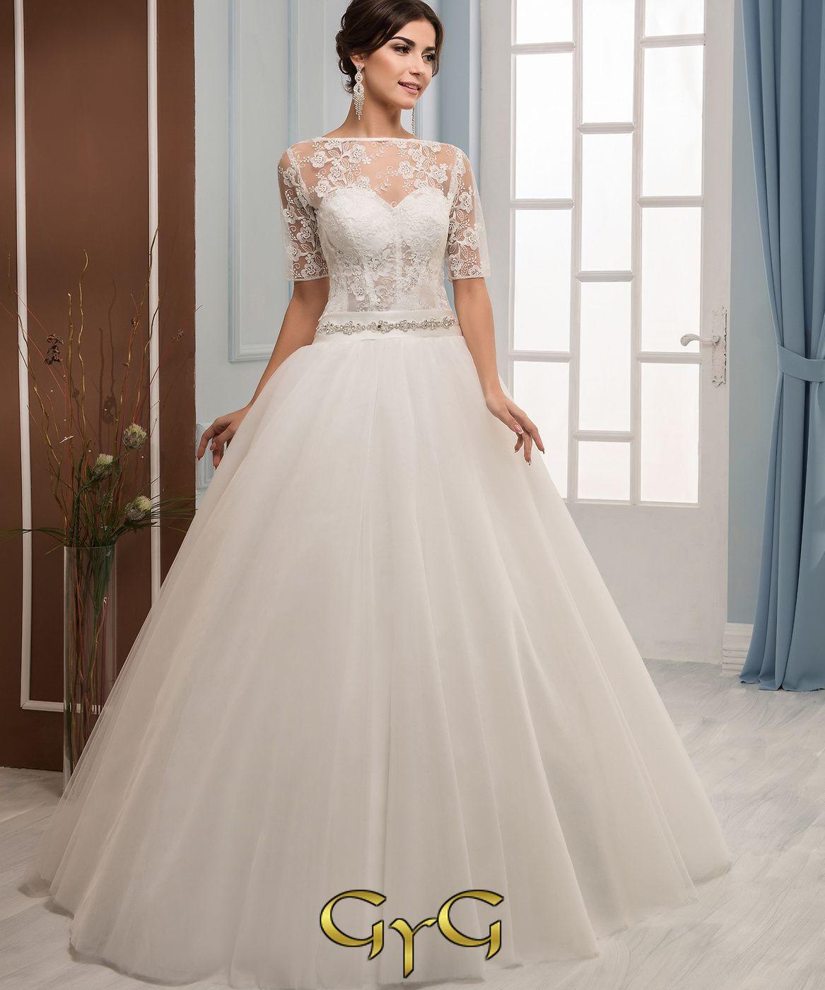 vestido de novia juvenil