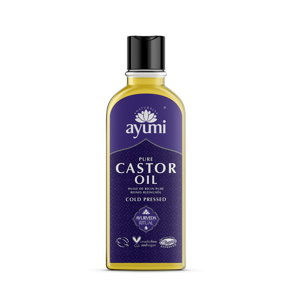 Ayumi Cold Pressed Castor Oil 150ml Hair oil, Hair
