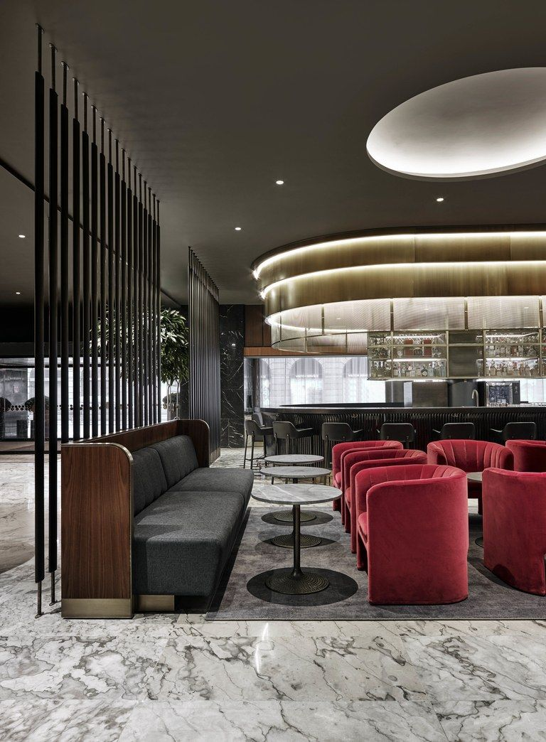 Inside Hotel Room: Inside The Renovation Of The World's First Design Hotel