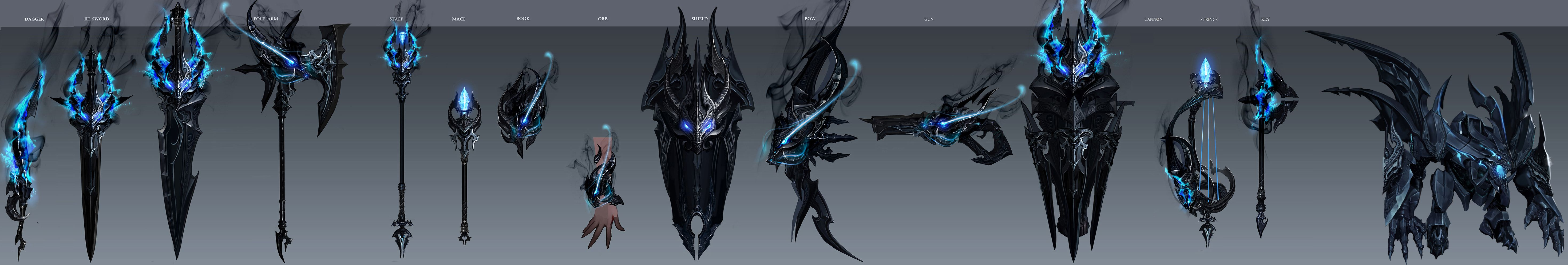 Image result for beritra aion weapon