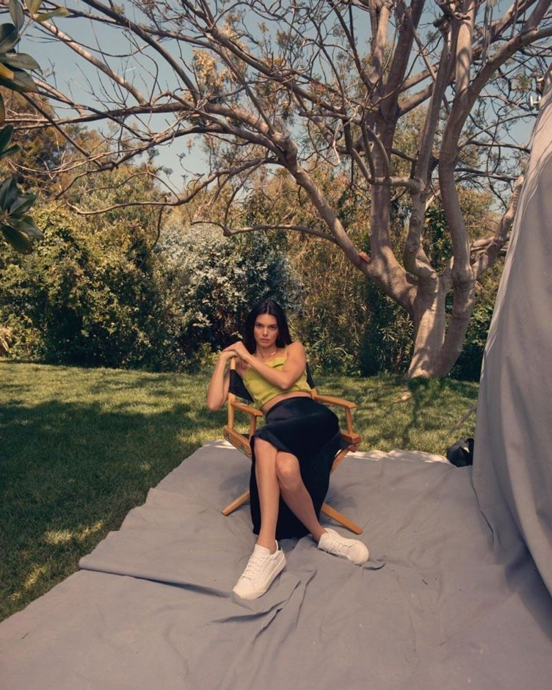 Kendall Jenner Is On-Trend in Kendall + Kylie Summer 2019 Collection – qoutes, commentes –