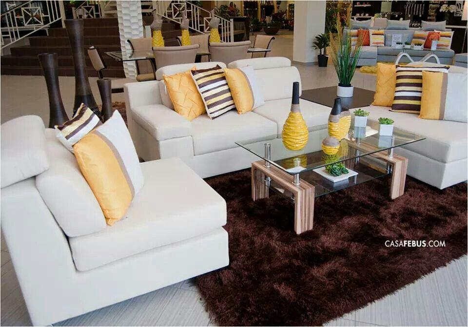 Amarillo decoraciones de salas pinterest - Decoraciones de salas ...
