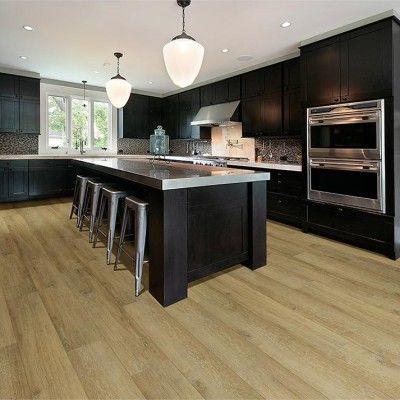 Sierra Madre Luxury Vinyl Flooring Hallmark Floors Inc Luxury Kitchen Design Luxury Kitchens Dark Kitchen Cabinets