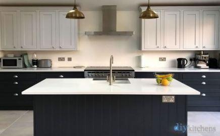 Diy kitchen island extension layout 68 great ideas #kitchen #diy The Effective ....#diy #effective #extension #great #ideas #island #kitchen #layout
