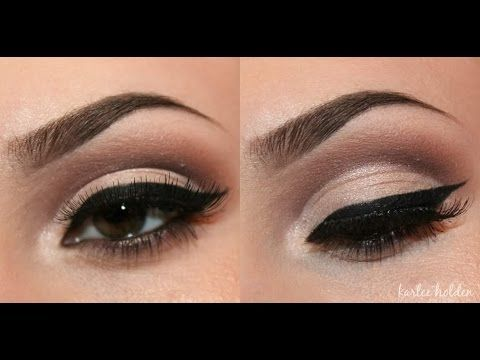 bd4a1ed7561 Urban Decay Naked 3 Palette Tutorial - Easy Cut-Crease Eye Makeup - YouTube