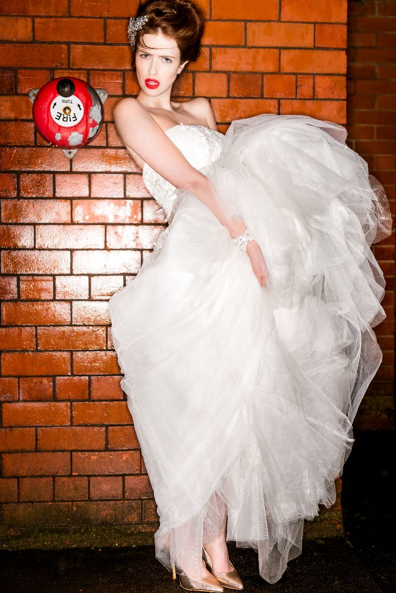 Charlotte balbier a decade of style libby charlottes bridal