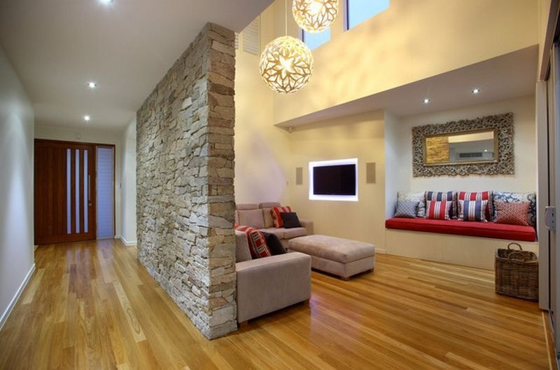 Decorative Stones For Interior Walls | Decorative Interior Stone Wall  Ideas08