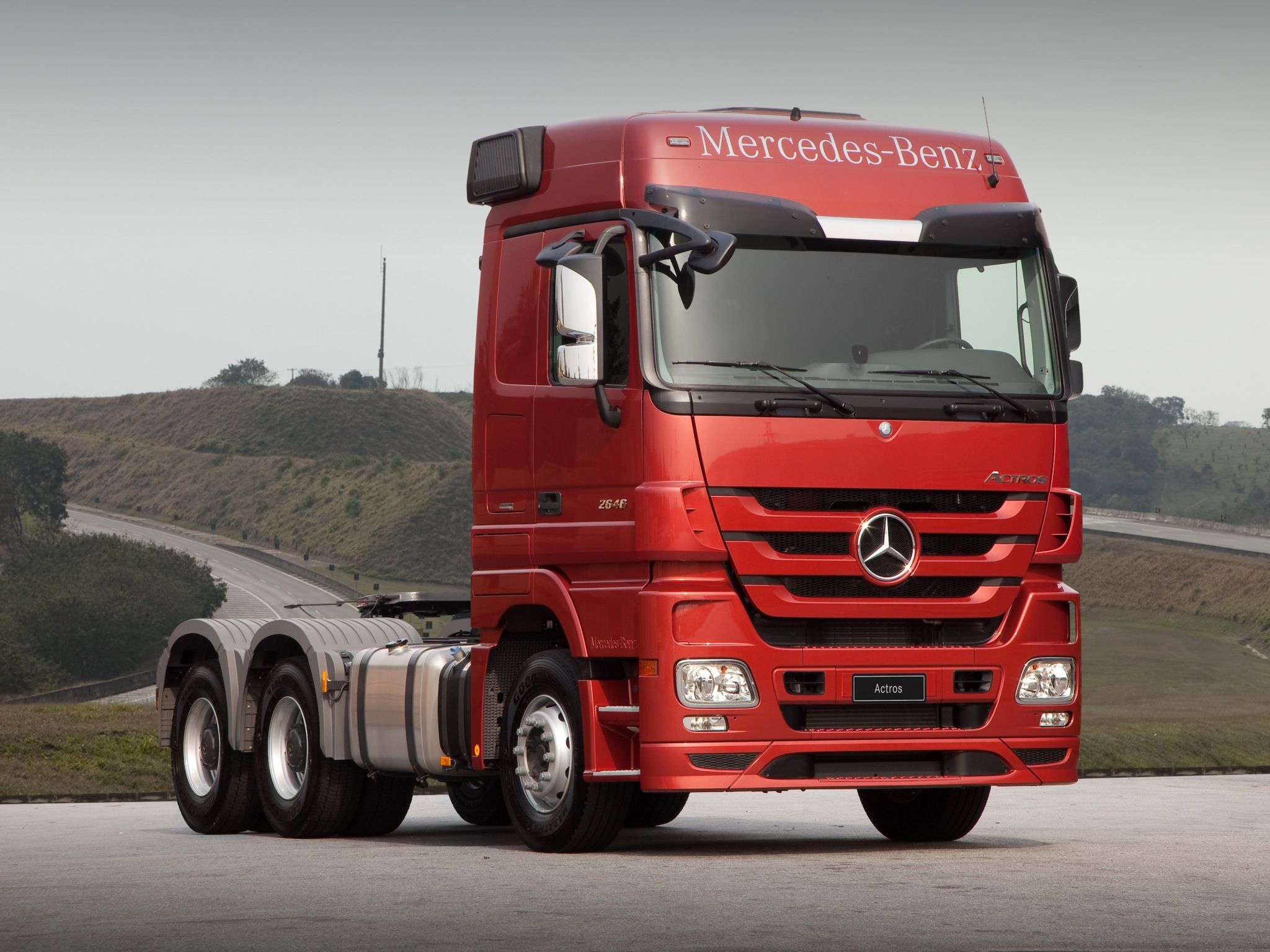 Mercedes benz actros 2646 heavyweight party pinterest for Mercedes benz astros
