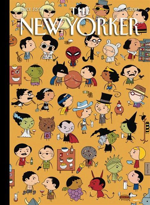 The New Yorker, 01 November 2010