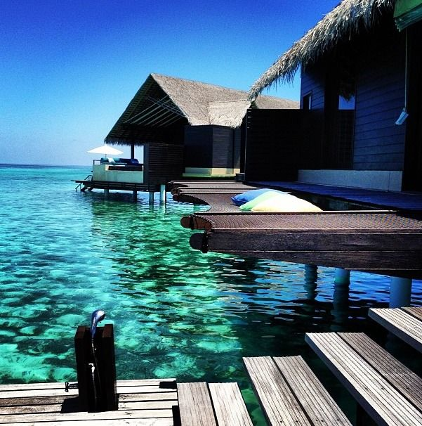 Maldives Luxury Homes: Heaven Is In Maldives #iBelieve #ClearWater