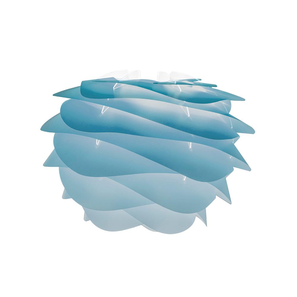 """Carmina Mini Pendant, Azure, 12.6"""" W x 8.7"""" H"""
