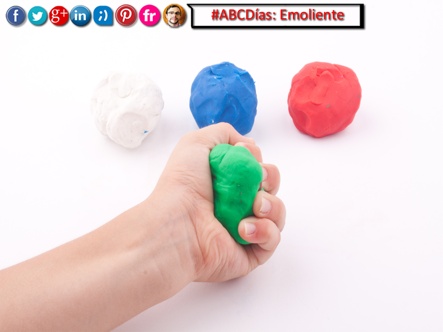 ¿Jugamos? ¡Buenos #ABCDías! Jueves 05/03/15 (GR 14ºC Máx)  - Emoliente: Que sirve para 3ablandar una dureza.  Link: http://goo.gl/q9IagM