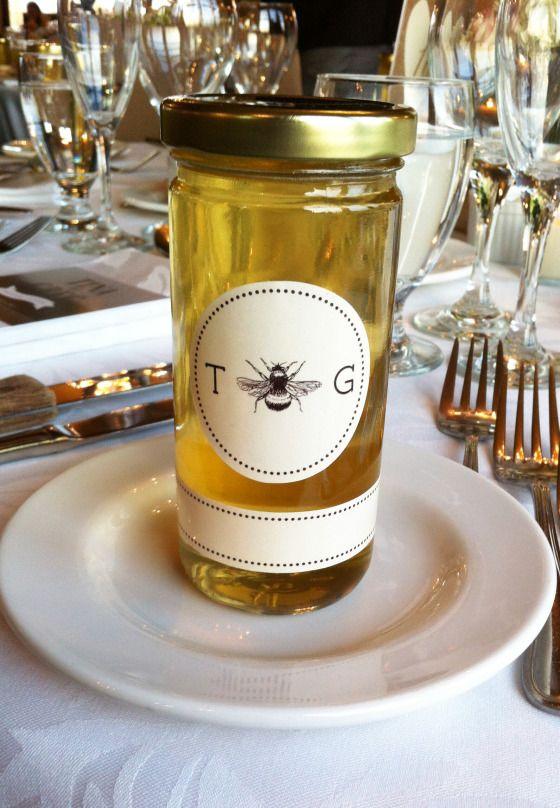 custom honey jar labels   Custom Honey Label Designs - Hetrick ...