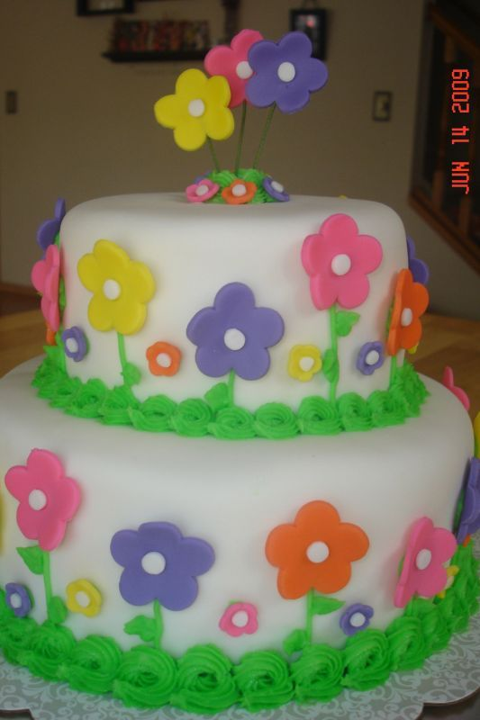 Image Result For Birthday Cake For 6 Year Old Girl Cakes In 2018