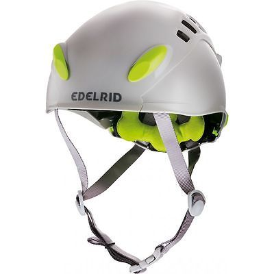 Other Climbing and Caving 1299: Edelrid Madillo Climbing Helmet Pebbles Oasis 56-62Cm -> BUY IT NOW ONLY: $99.95 on eBay!