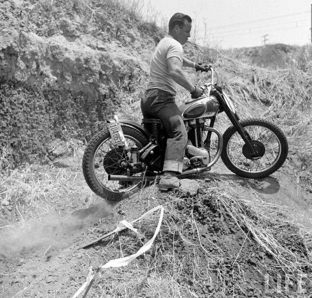 Dirt racing require denim