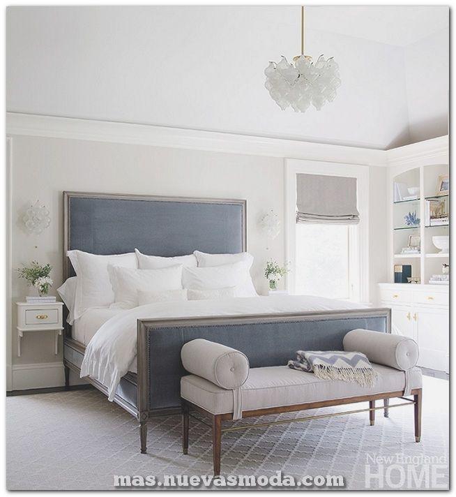 Más de 50 ideas prácticas para la decoración del dormitorio principal para hacer su espacio vital a la moda.