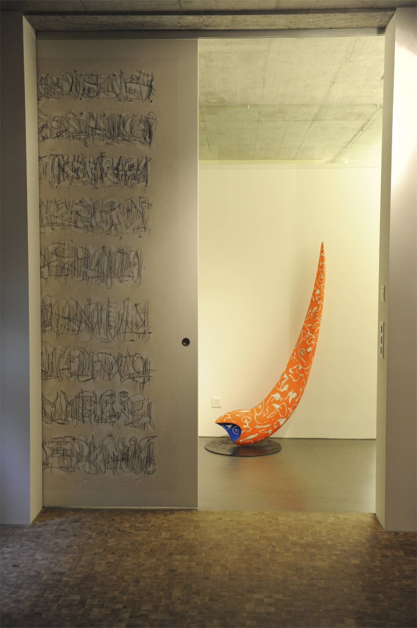 Floor // Art by Carlo Pizzichini