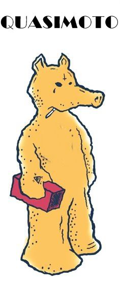 Quasimoto (also known as Lord Quas or Quas) is the animated alter ego or side project of hip hop producer Madlib, from Oxnard, California. Quas is known for his high pitched voice, and sounds as if he has inhaled helium. Another notable characteristic is the interplay between Quas' voice and Madlib's voice. Quasimoto was conceived one day in the studio, when Madlib decided to rap to his own beats. Madlib didn't like the sound of his voice (his friends in Oxnard call him 'Barry White' in…