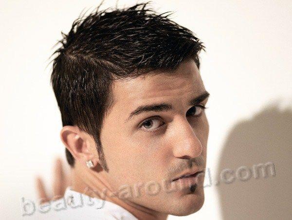 David Villa Spanish Football Player Pretty Men In 2018 Pinterest