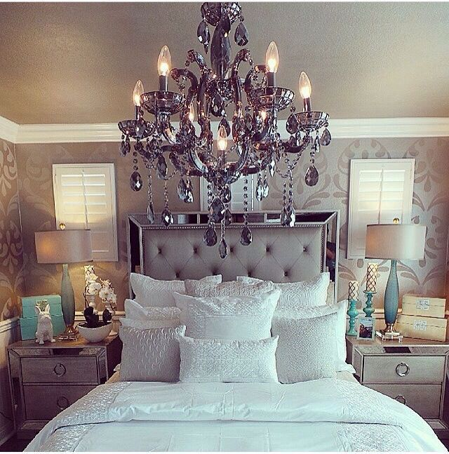 10 Glamorous Bedroom Ideas Glamourous Bedroom Home Bedroom