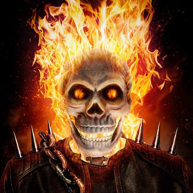 Robbiereyes Hashtag On Instagram Photos And Videos Ghost Rider Halloween Face Makeup Halloween Face