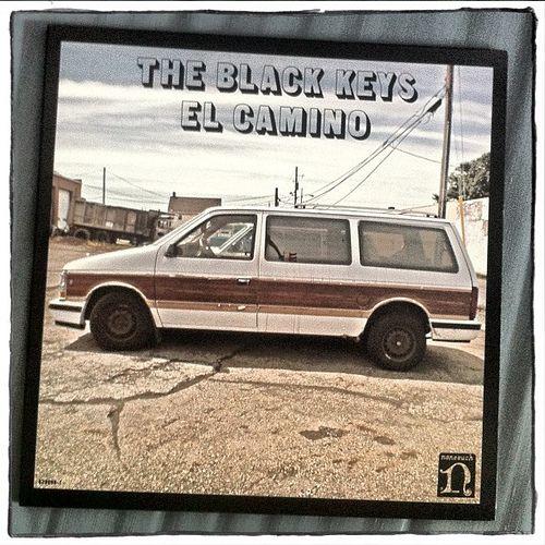 The Black Keys El Camino Turntable Vinyl Iphoneography Igersgermany Igersmunich Instagramhub Instaboost Photooftheday Ignation Igartist Statigr The Black Keys Black Submarine Album Covers