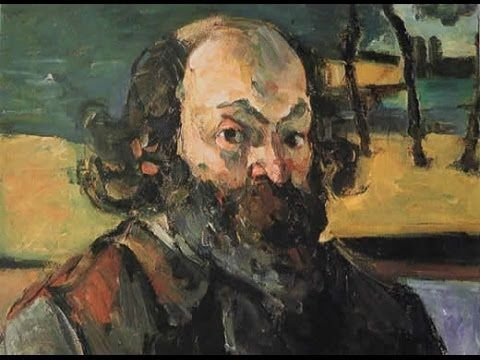 Cezanne In Provence A Biography This Video Is Made Possible By A Generous Grant By Eugene B Casey Foundation Paul Cezanne Portraits Cezanne Art Paul Cezanne