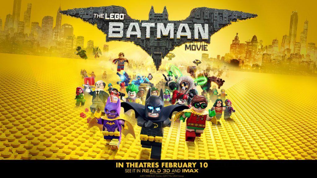 """The LEGO Batman Movie 2017"""" FULL {HD} Movie W@Tch Online free   ALL ..."""