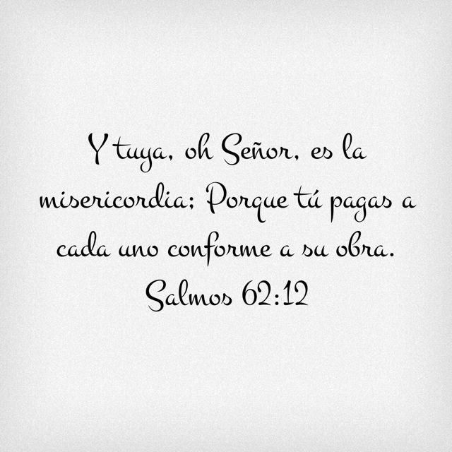 Salmo 62:12