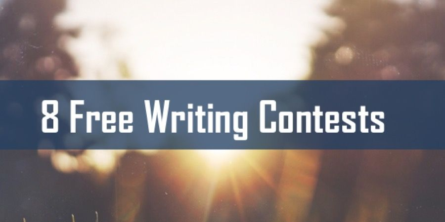 Does anyone know of any writing contests in New Jersey?