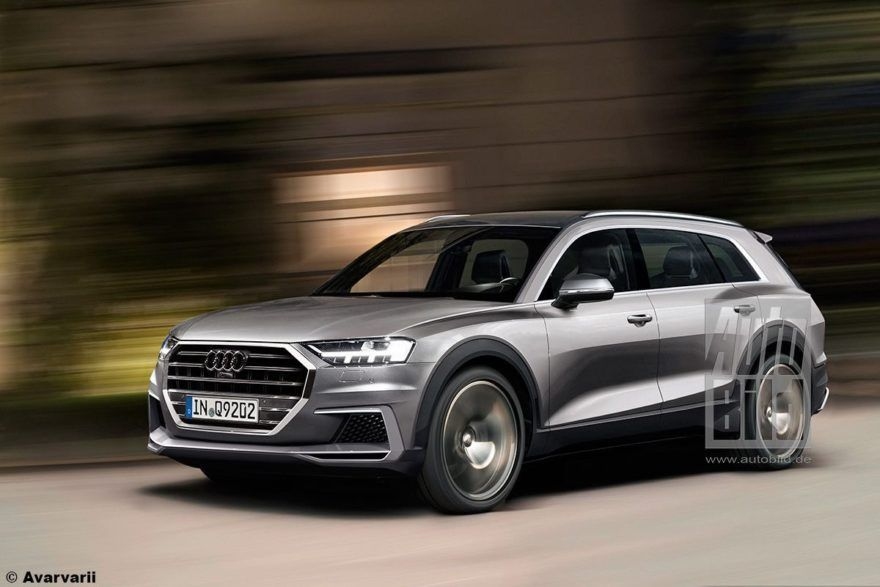 The New 2020 Audi Q7 Stems From Its Manufacturing Place Of Bratislava Slovakia The New Car Brings A Wide Range Of Improvements As Well As Audi Q7 Audi Audi Q