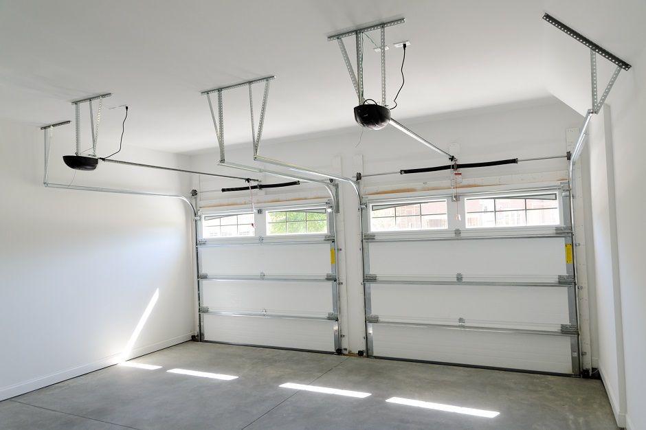 Get A Garage Door Opener Installed In Order For It To Open