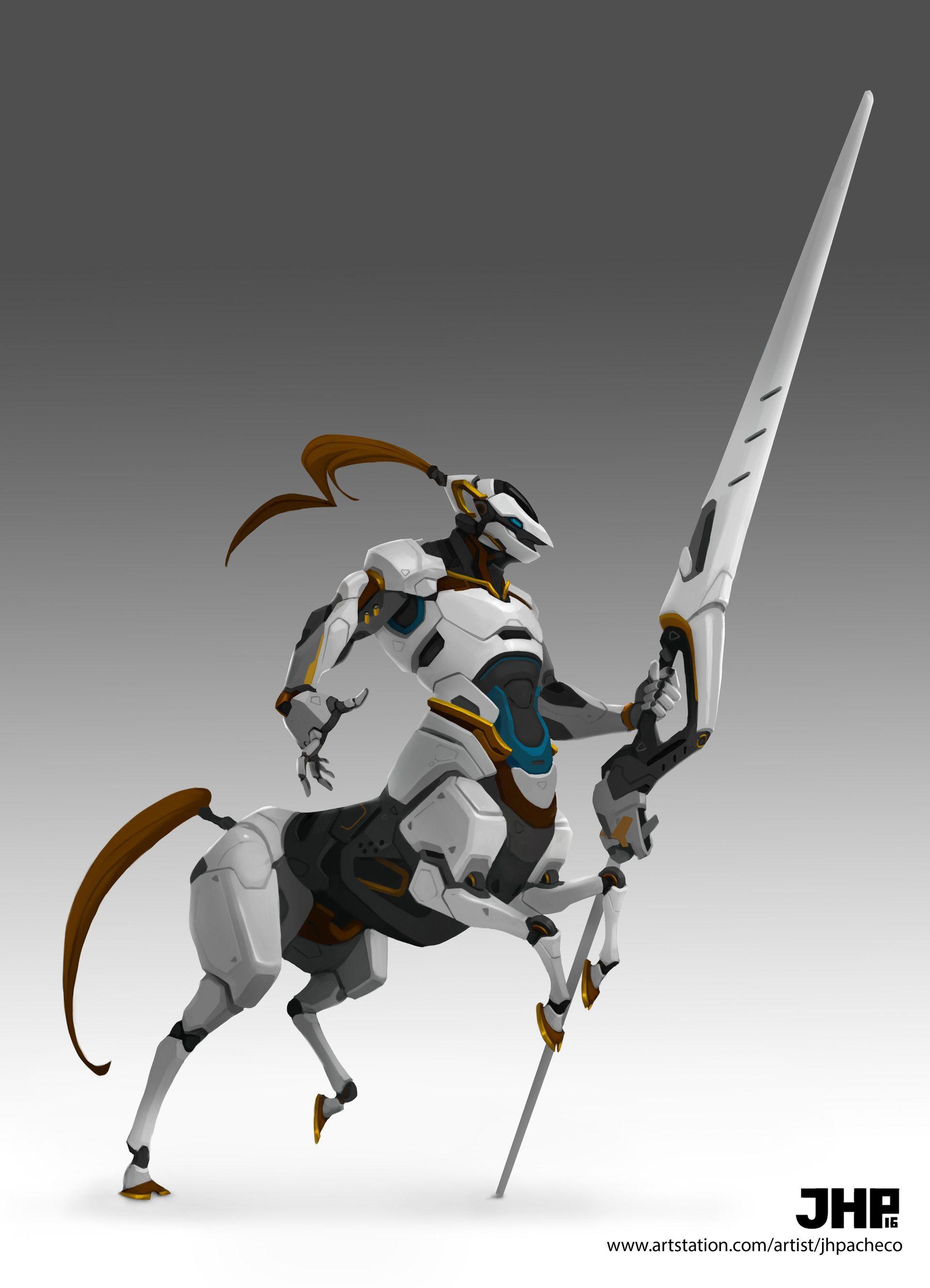 Artstation centaur jo o henrique pach co tech for Art minimal et conceptuel