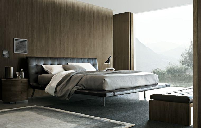 Camas de matrimonio para dormitorios modernos - más de 50 modelos ...