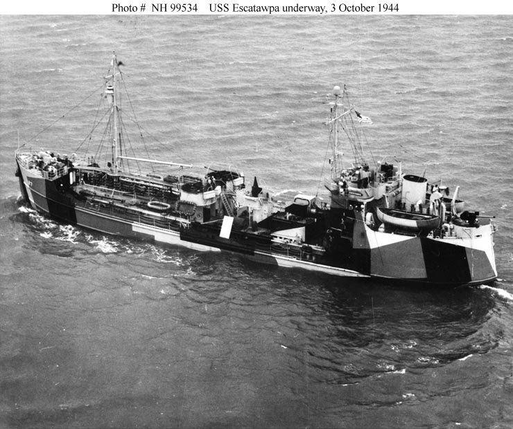 USS Escatawpa (AOG 27)