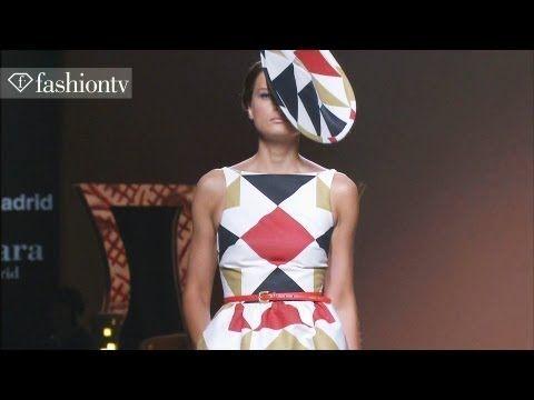 Ion Fiz Spring/Summer 2013 Runway Show | Mercedes-Benz Fashion Week Madrid | FashionTV