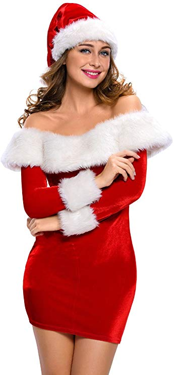 38++ Santa dress womens information