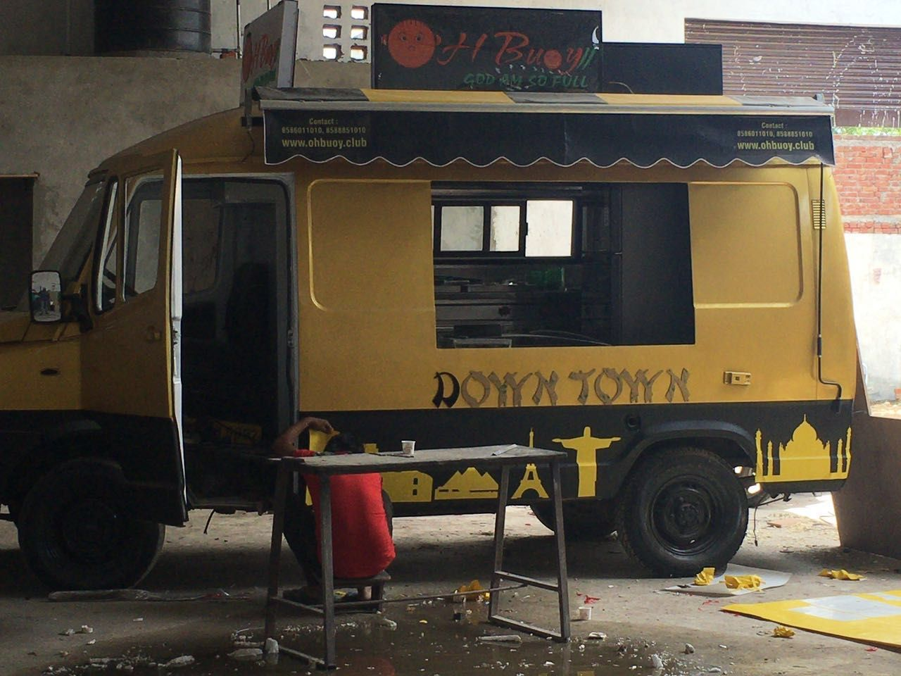 Welcome Foodies Oh Buoy Food Truck Has Great News For