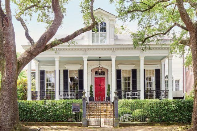 Historic Charm in New Orleans - The Glam Pad
