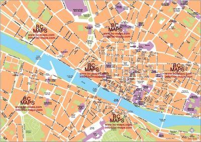 Mapa Turistico De Florencia.Pin En Lugares Que Quiero Visitar