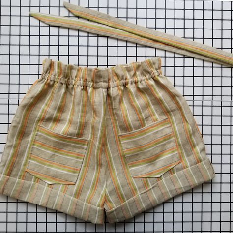 Photo of The Piper Shorts – Free Sewing Pattern – Mood Sewciety